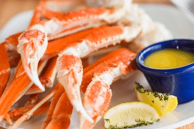 crab legs outer banks