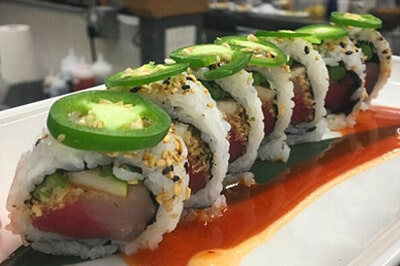 sushi kill devil hills